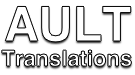 Ault Translations header image